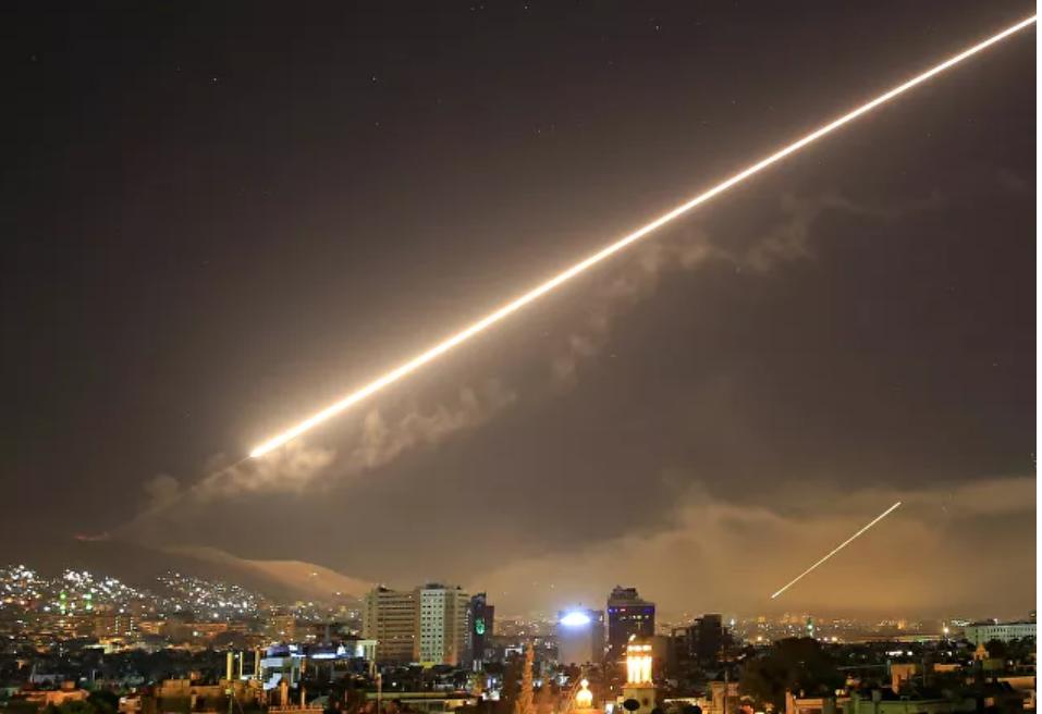 Imágenes de satélite muestran el alcance del daño causado por el bombardeo aéreo estadounidense en Siria ordenado por Biden