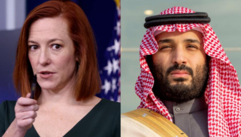 """Joe Biden no sancionará a Bin Salman de Arabia Saudita por el asesinato de Khashoggi, pero usará herramientas """"más efectivas"""" : Casa Blanca"""