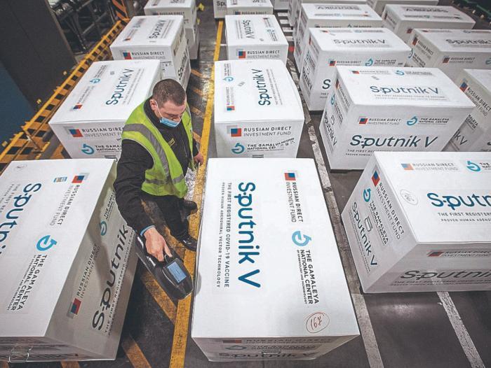"""El primer ministro eslovaco instó a no posponer la compra de la vacuna rusa """"Sputnik V"""""""