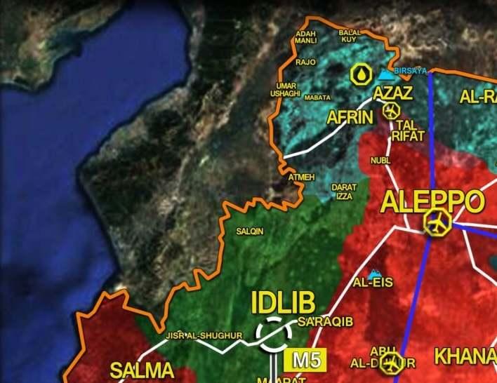 Siria: Los ocupantes turcos reanudaron los ataques a las aldeas del norte de la provincia de Alepo