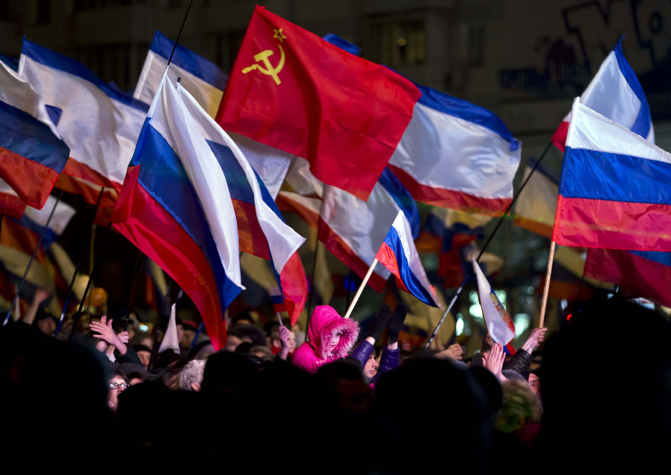 Vocero del Kremlin recordó la legitimidad del referéndum sobre el estatus de Crimea en el 2014