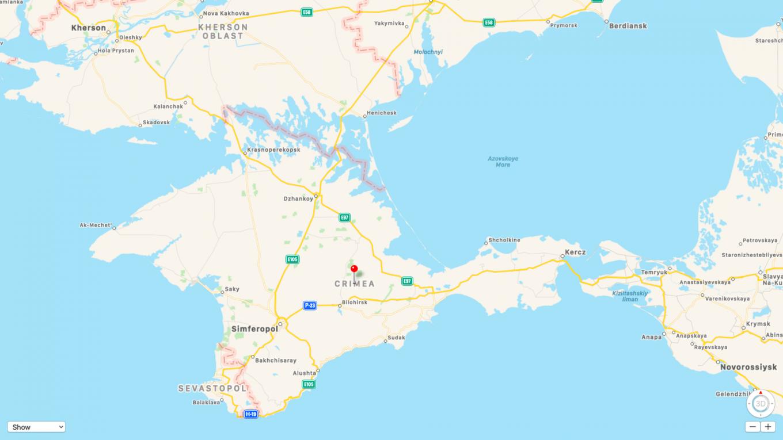 Se perforarán varios pozos más para encontrar agua dulce bajo el mar de Azov para suministrarla a Crimea