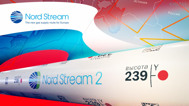 """La construcción del """"Nord Stream 2"""" puede reanudarse a finales de mayo"""