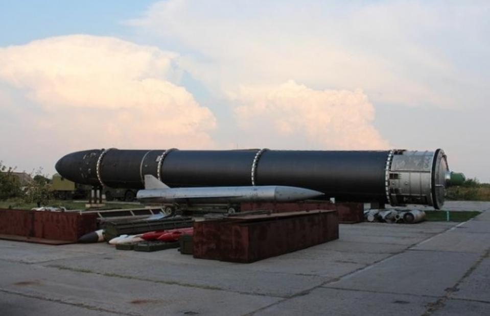 """Rusia está desarrollando el nuevo sistema de misiles estratégicos """"Kedr"""""""