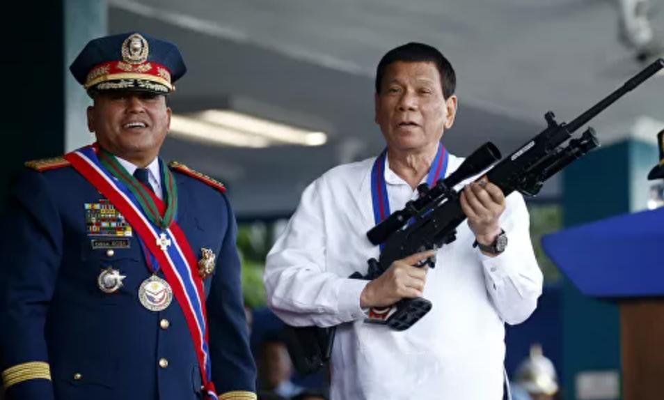 ''No lleven armas nucleares a nuestro suelo'' : Duterte advierte con eliminar el acuerdo militar entre Estados Unidos y Filipinas