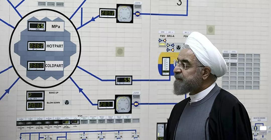 """Rouhani elogia la """"calidad superior"""" de las centrífugas de Irán mientras el acuerdo nuclear sigue fracasando"""