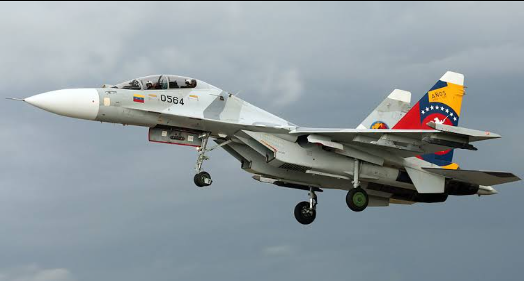 Guyana dice que dos aviones de combate de Venezuela sobrevolaron su espacio aéreo