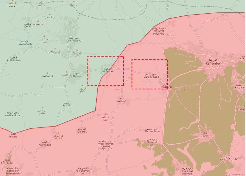 El ejército sirio, con el apoyo de las Fuerzas Aeroespaciales de Rusia, recuperó con éxito otra parte de Idlib de manos de los terroristas