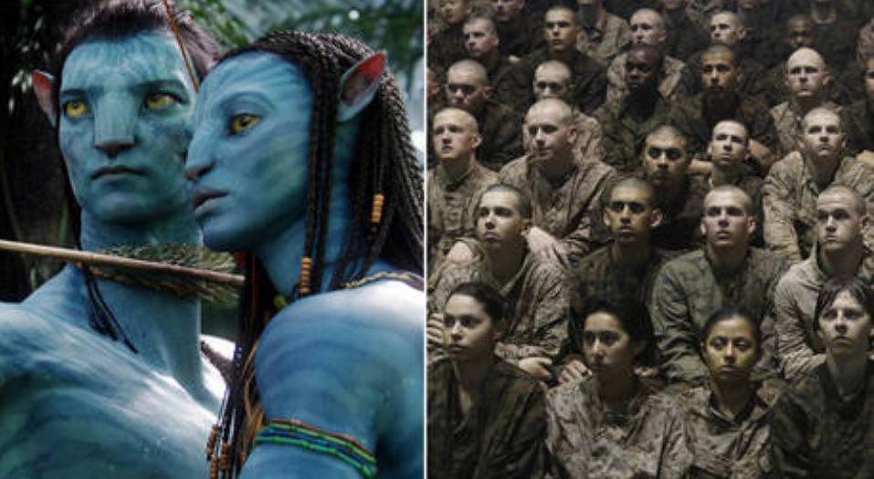 Revelado: Cómo los Marines de Estados Unidos asesoraron en secreto a la exitosa película Avatar, a pesar de que luego la enmarcaron como anti-guerra