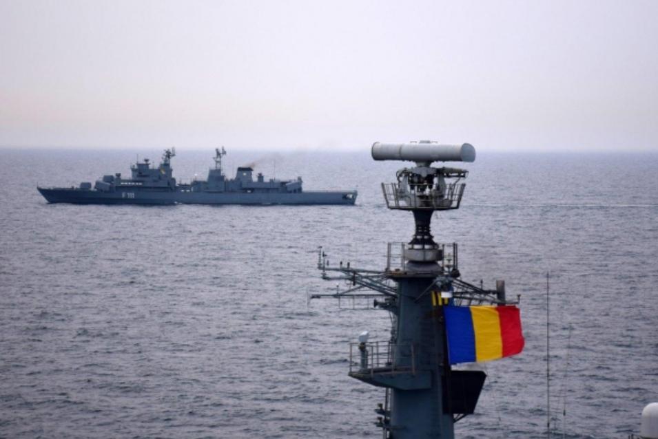 La OTAN utilizará 18 buques de guerra en los ejercicios más grandes cerca de la península de Crimea