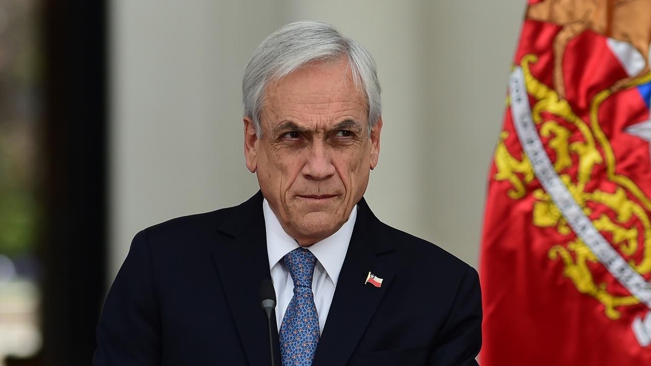 Piñera fue denunciado oficialmente ante la Corte Penal Internacional