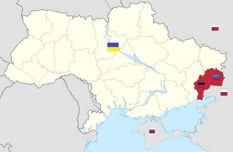 El caos en Ucrania está haciendo un regreso épico