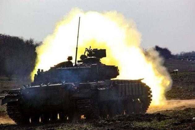 En Ucrania, comenzaron a hablar sobre la fase caliente de la guerra en el Donbass