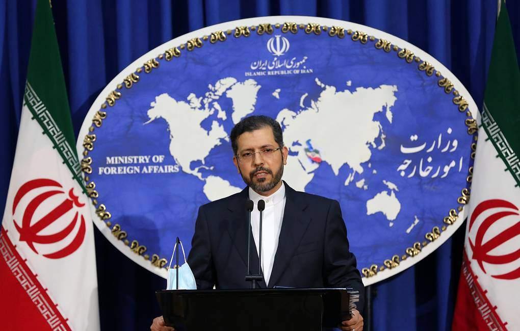 Irán critica las sanciones de Estados Unidos contra Rusia como una medida errónea
