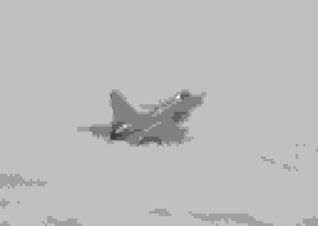 15 aviones militares chinos volaron a la zona de identificación de defensa aérea de Taiwán