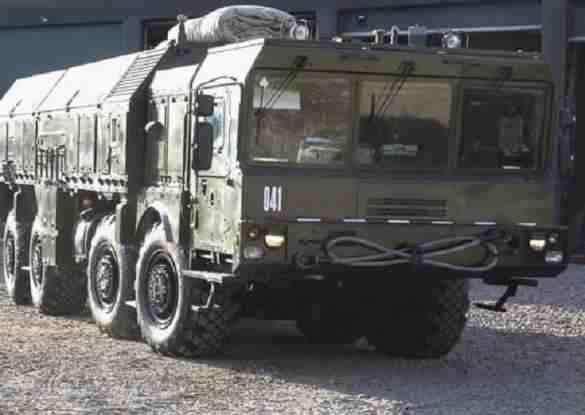 En video-Una formación rusa de misiles en los sistemas de misiles operacionales-tácticos fue alertada en ejercicios