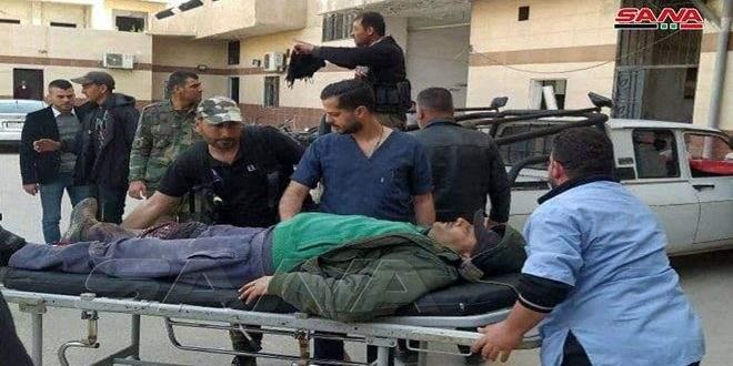 Un civil murió y otros fueron secuestrados en un ataque terrorista del ISIS contra civiles en el campo de Hama en Siria