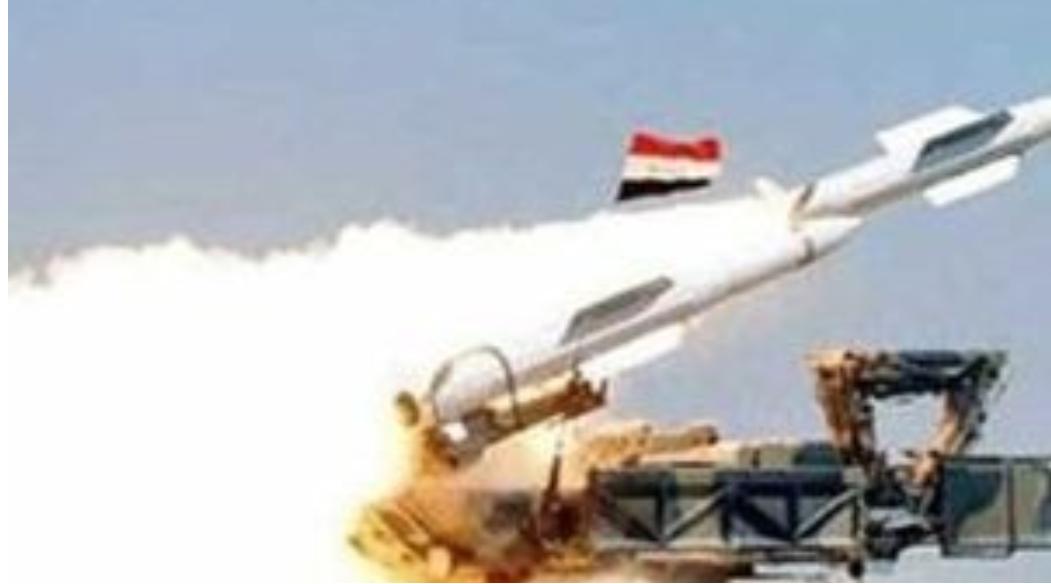 (Video) Las defensas aéreas de Siria repelen la 'agresión de Israel ' sobre Damasco : SANA