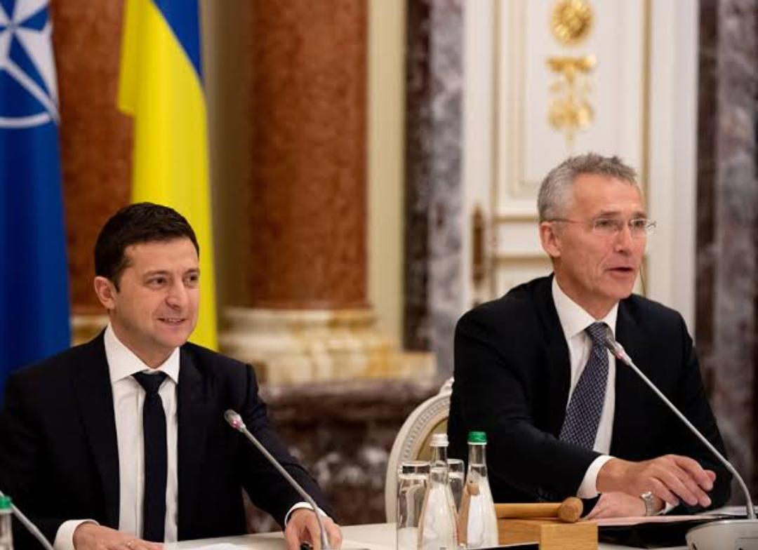 Rusia dice que la admisión de Ucrania en la OTAN solo exacerbará la crisis en el Donbass