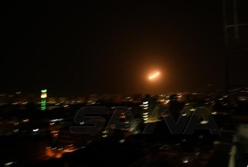4 soldados sirios resultaron heridos durante el 'bombardeo de Israel ' sobre Damasco : SANA