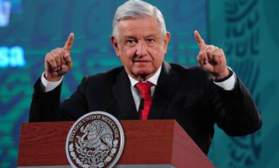 Presidente de México AMLO revela qué la vacuna anticovid con la que le toca vacunarse es la AstraZeneca