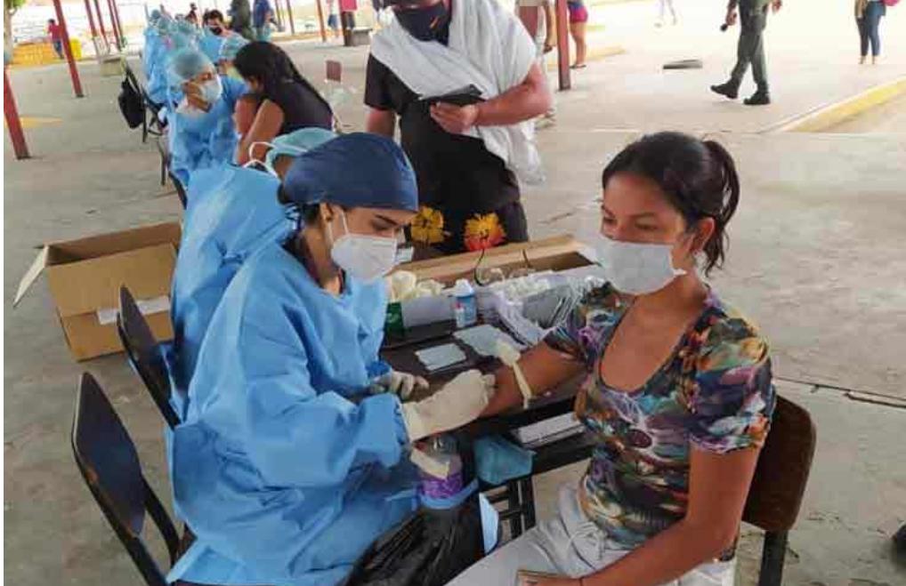 Misión cubana refuerza acciones ante rebrote de Covid-19 en Venezuela