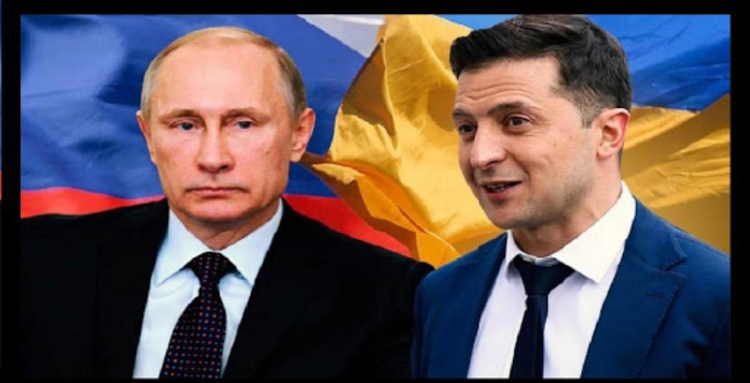 Presidente de Ucrania Zelensky invita al presidente Putin a reunirse con el en Donbass