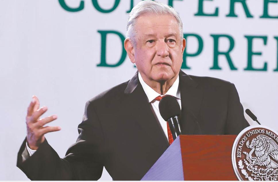 Cumpliremos con la ley al vacunar a  los amparados ante la Corte : Presidente de México AMLO