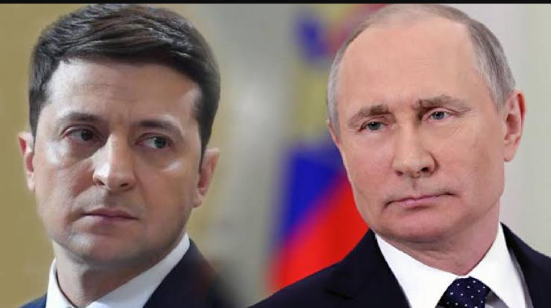 Zelensky de Ucrania dice que el Vaticano podría ser el lugar perfecto para reunirse con el Presidente Putin de Rusia