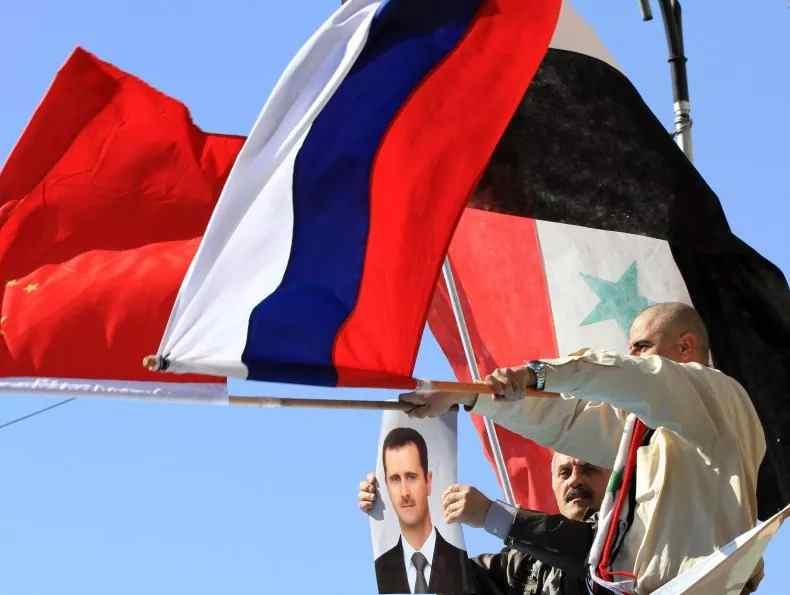 Estados Unidos sigue obstruyendo a los sirios que quieren regresar a sus áreas liberadas