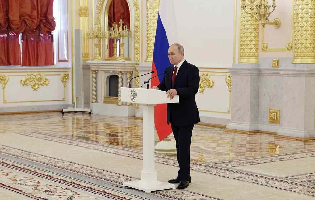 Rusia está abierta a la cooperación con todos los países, dice Putin