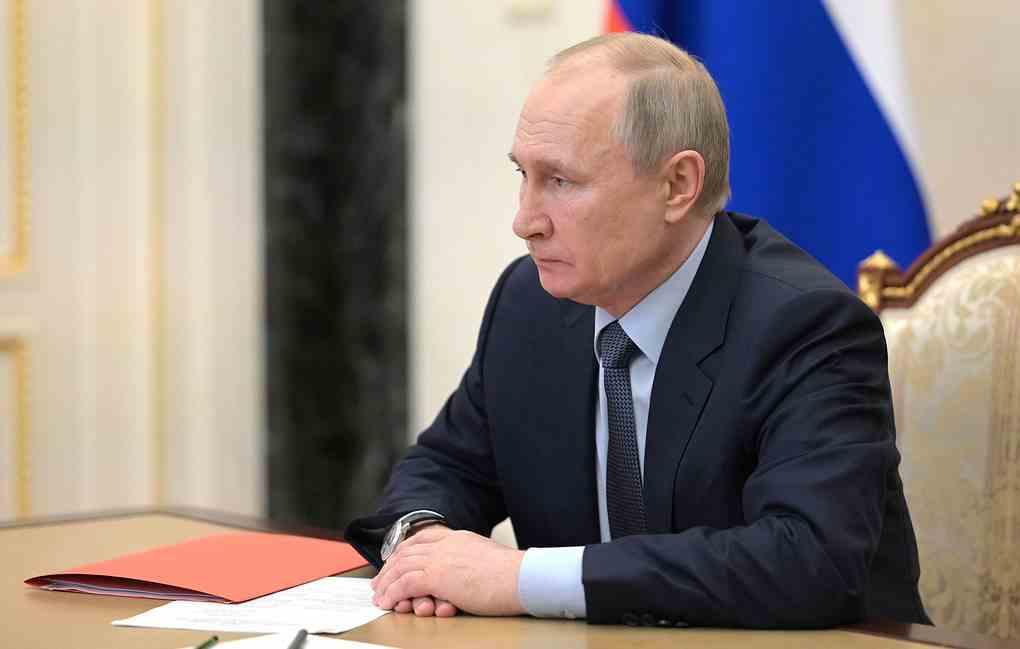 Putin anunció el deterioro de la situación de seguridad internacional