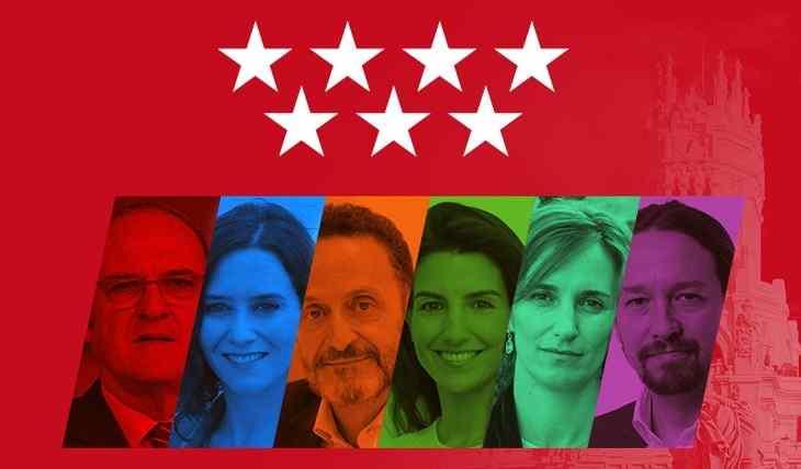 Comienzan las elecciones parlamentarias anticipadas en Madrid