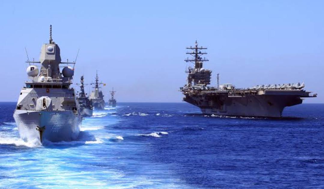 Australia se une a ejercicios militares con Francia, Japón y Estados Unidos a medida que se intensifican las tensiones contra China