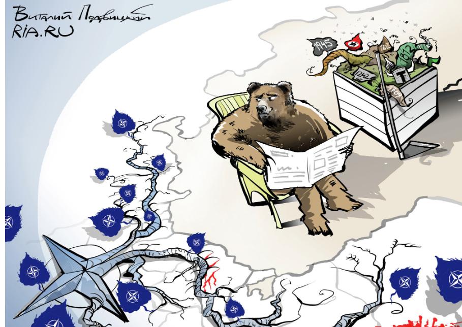 La OTAN declaró su disposición para el diálogo con Rusia