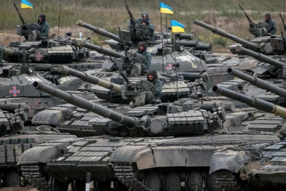 Estados Unidos ve a Ucrania como la ciudadela de la confrontación en la frontera con Rusia : Político