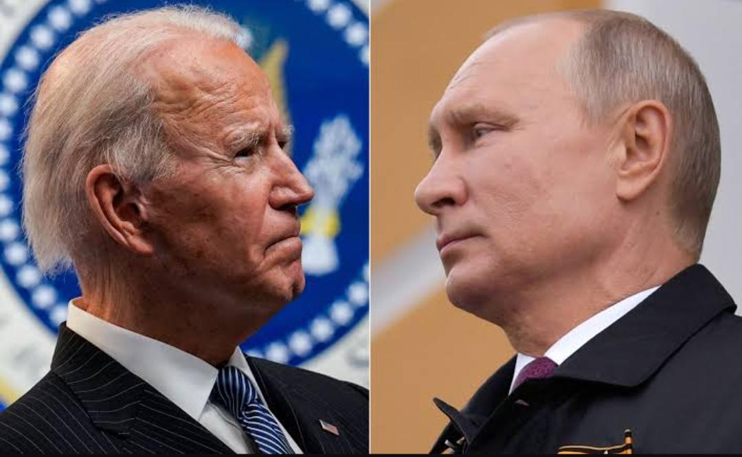 Joe Biden dice que espera reunirse con el Presidente Putin de Rusia en Europa en junio