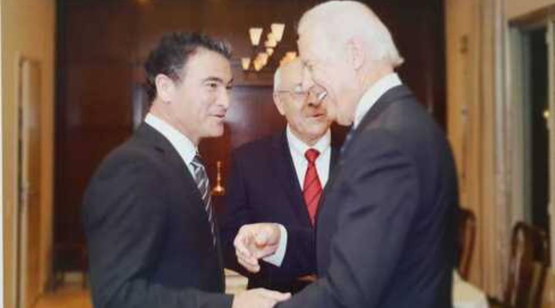 Joe Biden le dijo al jefe del Mossad que Estados Unidos está lejos de integrarse al acuerdo nuclear con Irán : Axios