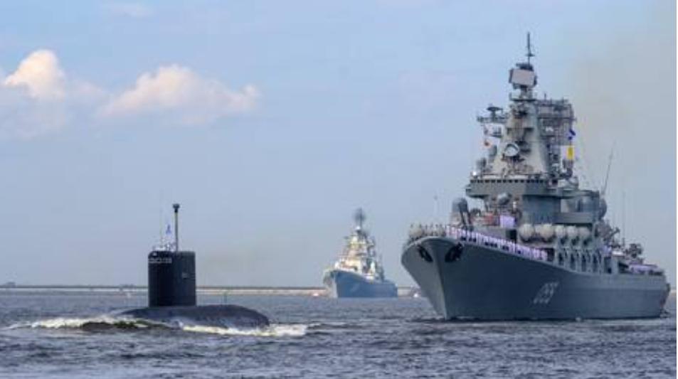 Los portaaviones pueden estar obsoletos, pero los submarinos aún tienen un gran potencial: cómo será la flota de Rusia en el futuro