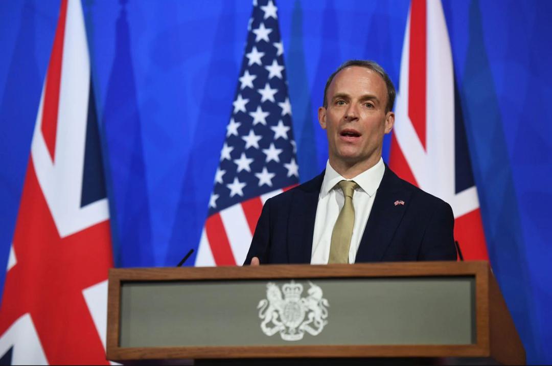 Reino Unido dice que el G7 discutirá acciones decisivas para contrarrestar las amenazas de Rusia y China