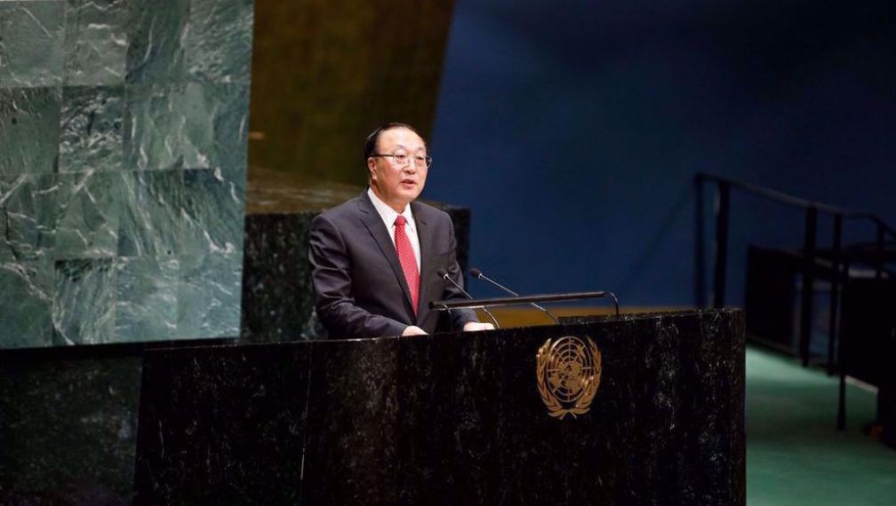 """China insta a Estados Unidos a aliviar la presión sobre Corea del Norte y advierte sobre una """"guerra civil"""" en Myanmar"""
