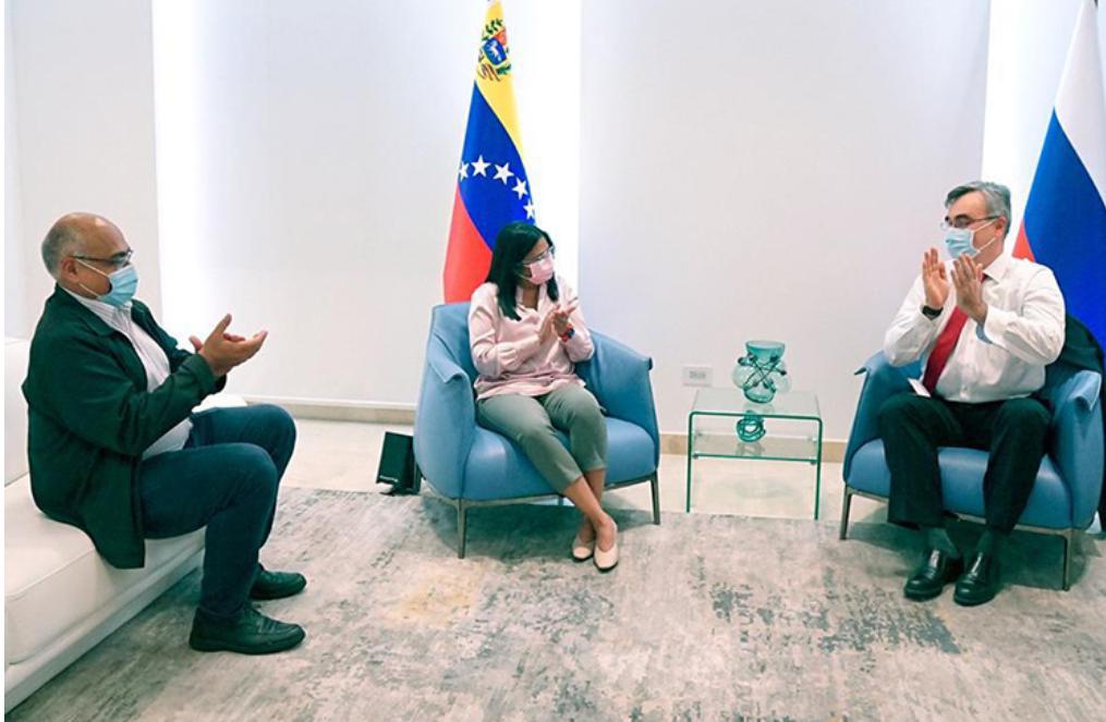 Venezuela inicia los ensayos clínicos con la nueva vacuna EpiVacCorona de Rusia