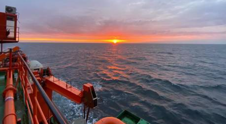 La importante energética Gazprom de Rusia impulsa significativamente las exportaciones de gas natural