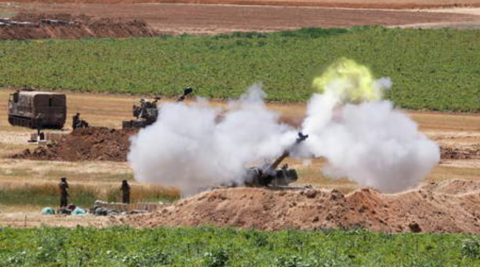 Las Fuerzas de Defensa de Israel ahora bombardean a Líbano después de afirmar que se lanzaron cohetes hacia territorio israelí