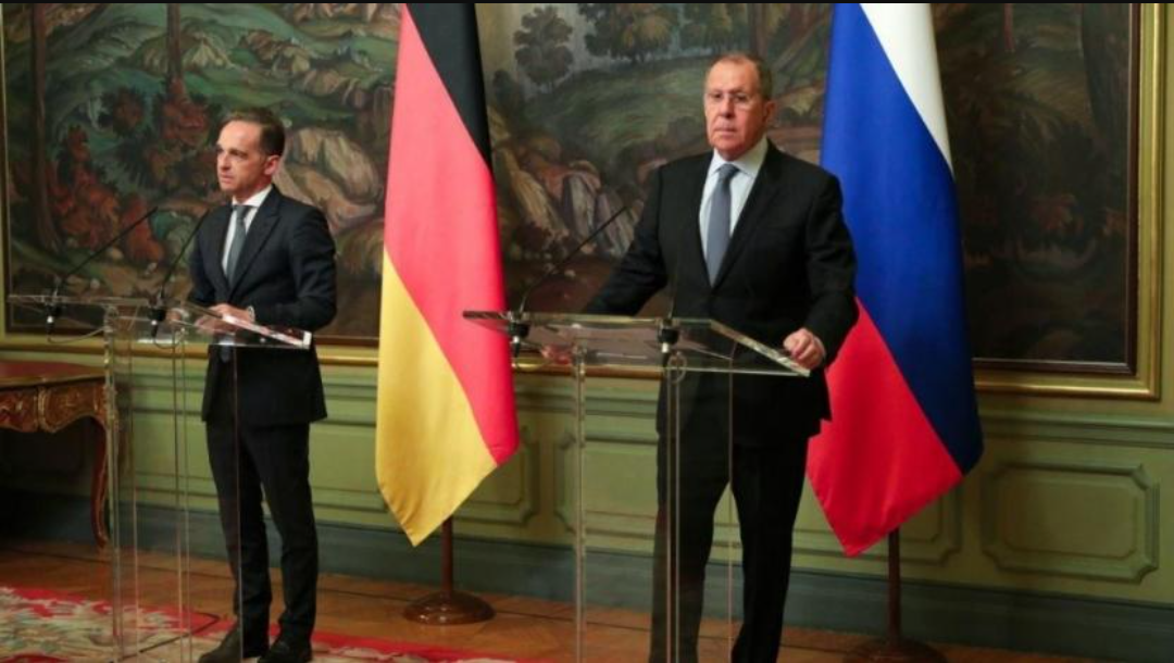 Lavrov dice que Alemania ha intensificado la política de 'contención contra Rusia', pero Rusia aún está lista para el diálogo