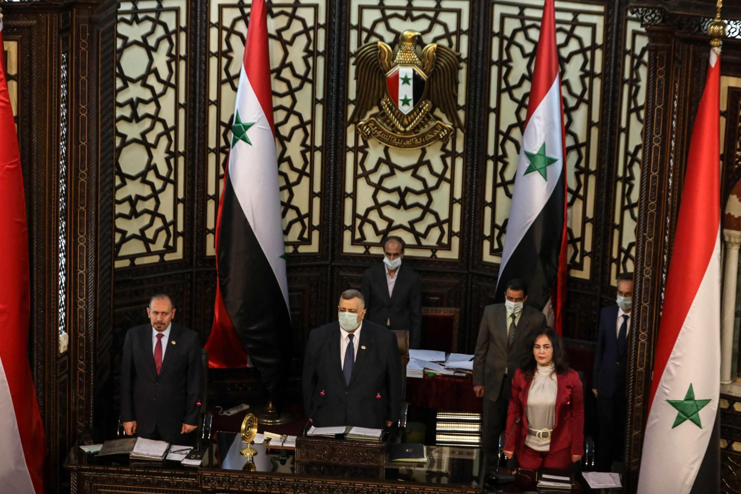 Tres candidatos habrán para las elecciones presidenciales en Siria