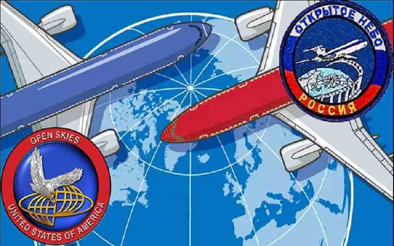 Rusia no volverá al Tratado de Cielos Abiertos