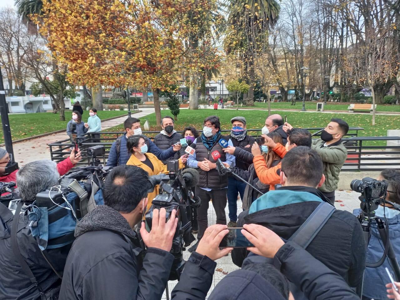 El candidato presidencial del Partido Comunista de Chile entregó respaldo a fuerzas opositoras ante próximas elecciones de gobernadores