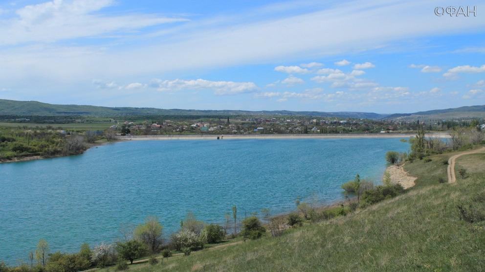 En Crimea, contaron cómo el colapso de la presa ucraniana influenció en la situación con el agua