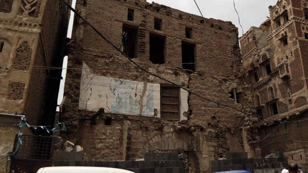Medio de comunicación: En el centro de la ciudad de Marib en Yemen, estalló una poderosa explosión